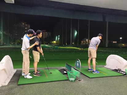 Golf Academy Singapore