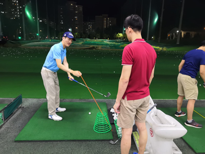 Learn Golf Singapore