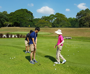 Golf Lessons Singapore 4