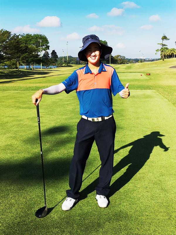 Golf Coach Singapore 14