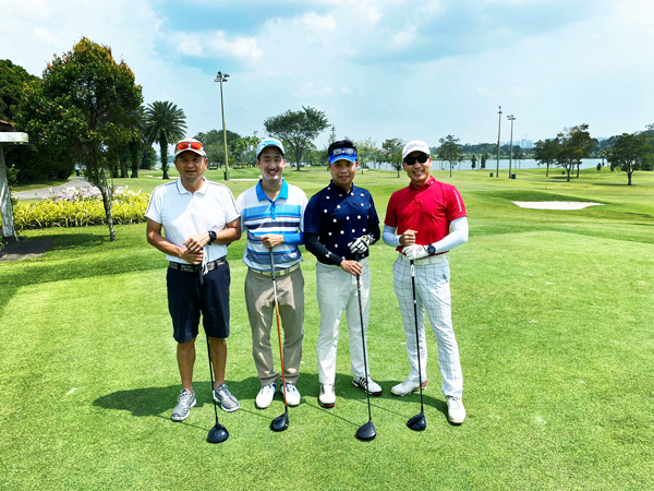 Golf Handicap Singapore 2