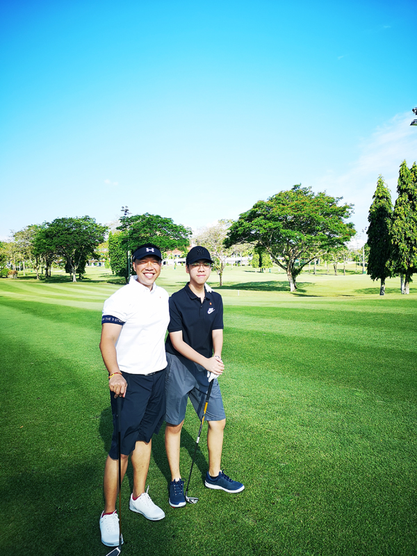 Golf Handicap Singapore 7