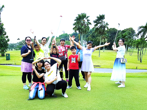 Golf Lessons Singapore 6