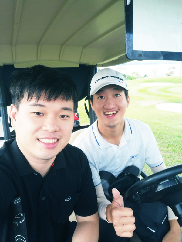 Jun Academy of Golf 18